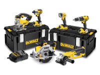 DEWALT DCK691M3 Cordless 2 Speed 6 Piece Kit 18 Volt 3 x 4.0Ah Li-Ion 18V