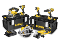 DEWALT DCK692M3 Cordless 3 Speed 6 Piece Kit 18 Volt 3 x 4.0Ah Li-Ion 18V
