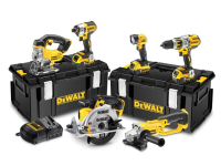 DEWALT DCK694P3 Brushless 3 Speed 6 Piece Kit 18 Volt 3 x 5.0Ah Li-Ion 18V