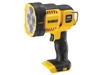 DEWALT DCL043 XR LED Spotlight 18 Volt Bare Unit 18V