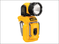 DEWALT DCL 510N Compact LED Flashlight 10.8 Volt Bare Unit 10.8V