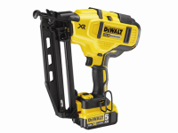 DEWALT DCN660P2 XR Brushless Framing Nailer 18 Volt 2 x 5.0Ah Li-Ion 18V