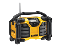 DEWALT DCR017 XR DAB Radio & Charger 240 Volt & Li-Ion Bare Unit 240V