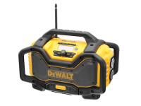DEWALT DCR027 FlexVolt XR Radio Charger 240 Volt & Li-Ion Bare Unit