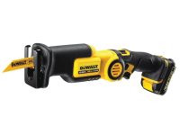 DEWALT DCS310D2 Cordless Pivot Reciprocating Saw 10.8 Volt 2 x 2.0Ah Li-Ion 10.8V