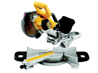 DEWALT DCS365M2 Cordless XPS 184mm Mitre Saw 18 Volt 1 x 4.0Ah Li-Ion