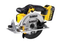 DEWALT DCS391M2 165mm XR Premium Circular Saw 18 Volt 2 x 4.0Ah Li-Ion 18V