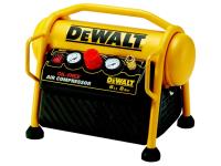 DEWALT DPC6MRC Mini Roll Cage Compressor 6 Litre 1100 Watt 240 Volt