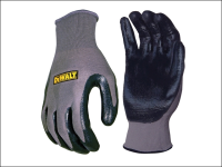 DEWALT Nitrile Nylon Gloves DPG66L