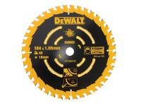 DEWALT Circular Saw Blade 184 x 16mm x 40T Corded Extreme Framing