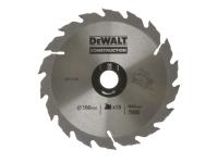 DEWALT Circular Saw Blade 160 x 20mm x 18T Series 30 Fast Rip