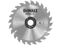 DEWALT Circular Saw Blade 235 x 30mm x 24T Series 30 Fast Rip