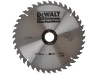 DEWALT Circular Saw Blade  235 x 30mm x 40T Series 30 General Purpose