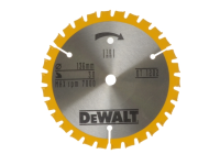 DEWALT Trim Saw Blade 136 x 10mm x 30T Fine Finish