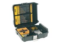 DEWALT DT9281 Mini MAC Masonry & Metal Drilling Kit Set of 63