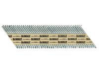 DEWALT Galvanised Ring Shank Nails 2.8 x 50mm (2200)