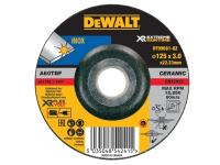 DEWALT FlexVolt Xtreme Runtime Metal Grinding Disc 125mm x 3mm