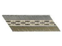 DEWALT Bright Smooth Shank Nails 2.8 x 63mm (2200)