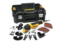 DEWALT DWE315KT Multi-Tool Quick Change Kit & TSTAK 300 Watt 240 Volt 240V