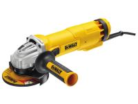DEWALT DWE4206-GB 115mm Mini Grinder 1010 Watt 240 Volt 240V