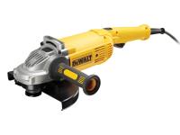 DEWALT DWE492K 230mm Angle Grinder In Kitbox 2200 Watt 240 Volt