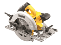 DEWALT DWE576KL 190mm Precision Circular Saw  & Track Base 1600 Watt 110 Volt 110V