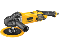 DEWALT DWP849X 150/180mm Variable Speed Polisher 1250 Watt 230 Volt 230V
