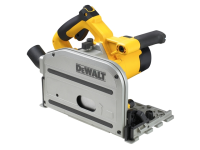DEWALT DWS520KT Heavy-Duty Plunge Saw With Rails & Bar 1300 Watt 240 Volt 240V