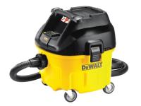 DEWALT DWV901L Wet & Dry Dust Extractor 30 Litre 1400 Watt 240 Volt 240V