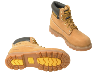 DEWALT Explorer Safety Boots Honey Nubuck UK 6 Euro 39