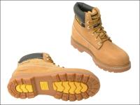 DEWALT Explorer Safety Boots Honey Nubuck UK 6 Euro 39