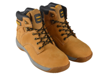 DEWALT Extreme 3 Wheat Buffalo Safety Boot UK 10 Euro 44