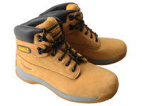 DEWALT Extreme Safety Boots Tan UK 11 Euro 46