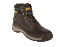 DEWALT Extreme XS Safety Boots Brown UK 7 Euro 41