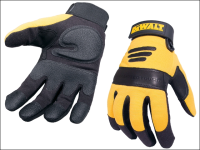 DEWALT Synthetic Padded Leather Palm Gloves