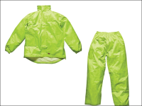 Dickies Yellow Vermont Waterproof Suit - XL (48-50in)