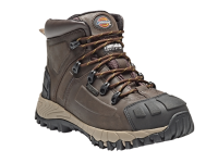 Dickies Medway Safety Hiker Brown Size UK 10 Euro 44
