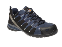 Dickies Tiber Safety Trainers Navy UK 10 Euro 44