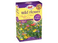 DOFF Wildflower Meadow Seeds 300g + 33%