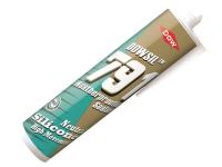 Dowsil 791 Silicone Sealant, Black 310ml