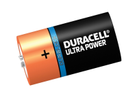 Duracell C Cell Ultra Power Batteries Pack of 2