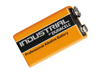 Duracell Duracell 9 Volt Professional Alkaline Industrial Batteries Pack of 10 9V