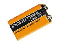 Duracell Duracell 9 Volt Professional Alkaline Industrial Batteries Pack of 10 9V