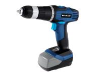 Einhell BT-CD181 Cordless Hammer Drill 18 Volt 2 x 1.2Ah NiCd 18V