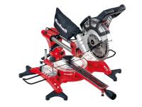 Einhell TC-SM 2131 Dual Sliding Mitre Saw & Laser 210mm 1500 Watt 240 Volt