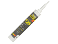 Everbuild One Hour Caulk 125 Brown 310ml