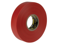 Everbuild Electrical Insulation Tape Red 19mm x 33m