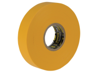 Everbuild Electrical Insulation Tape Yellow 19mm x 33m