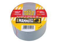 Everbuild Mini Mega All Purpose Tape Silver 50mm x 10m