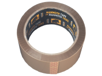 Everbuild Retail/Labelled Packaging Tape Brown 48mm x 50m